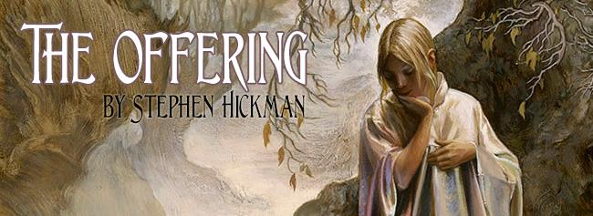 Guest Blogger: Stephen Hickman