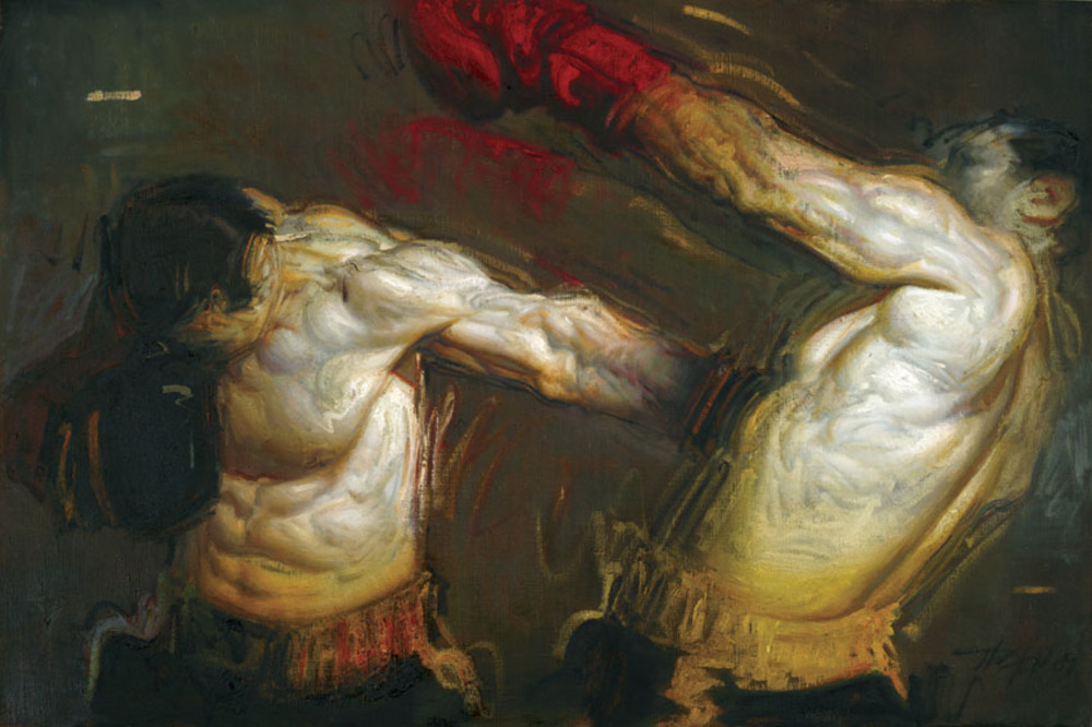 Spotlight On: Steve Huston