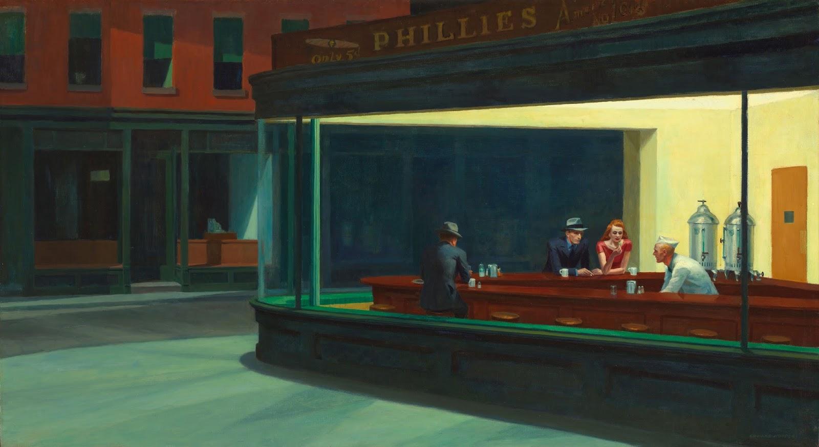 Artist of the Month: Edward Hopper