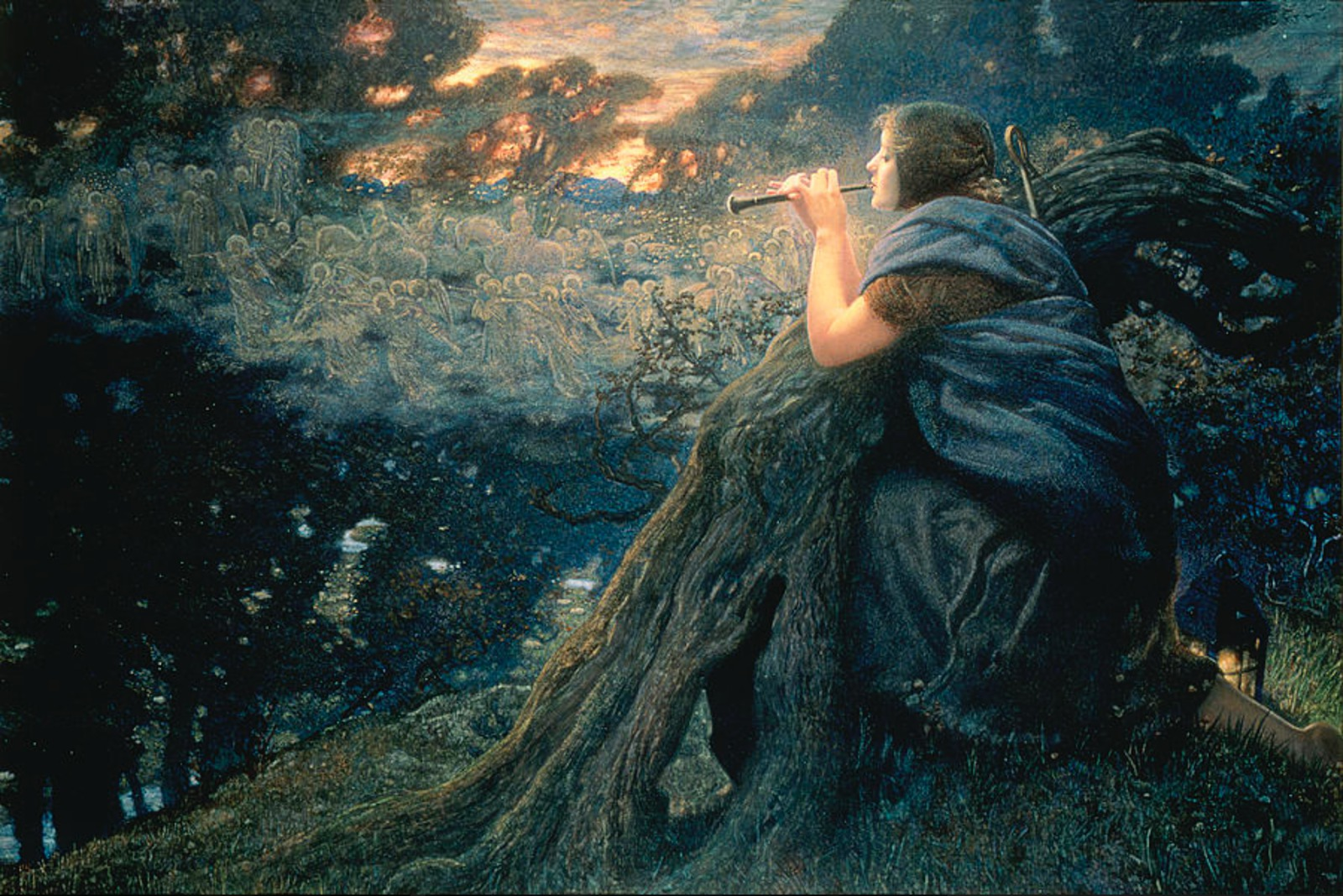 Artist Spotlight: Edward Robert Hughes