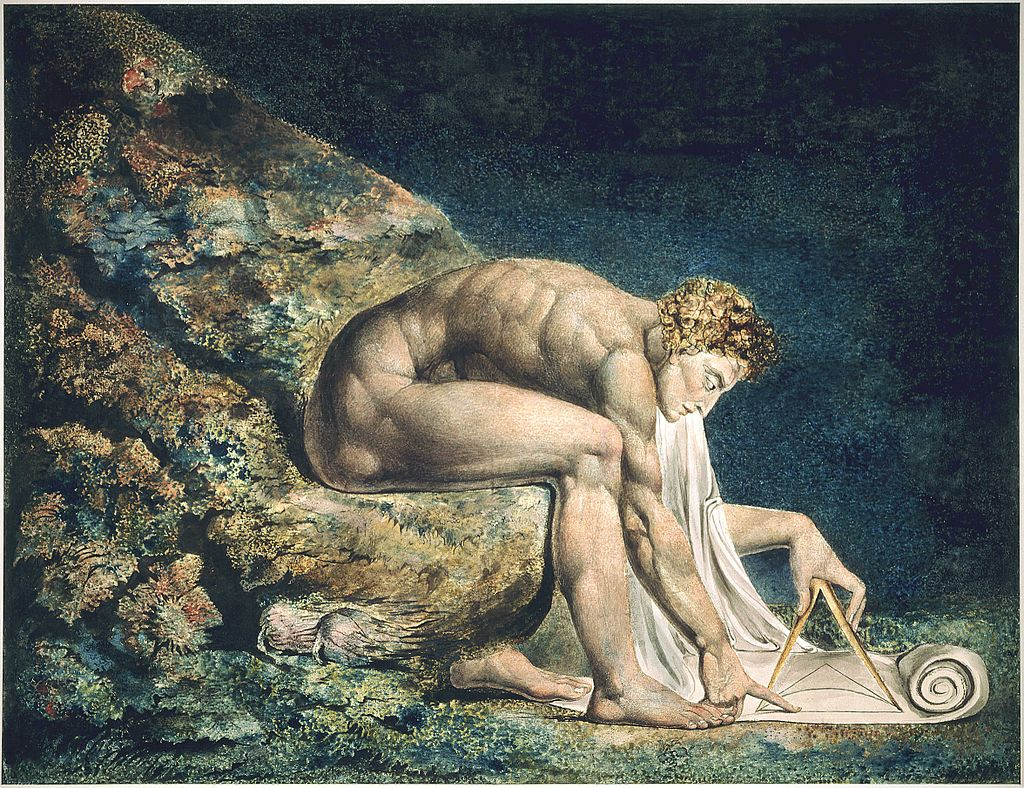 Artist of the Month: William Blake
