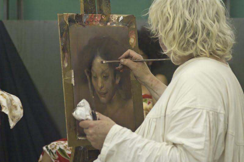 Odd Nerdrum, Step-By-Step
