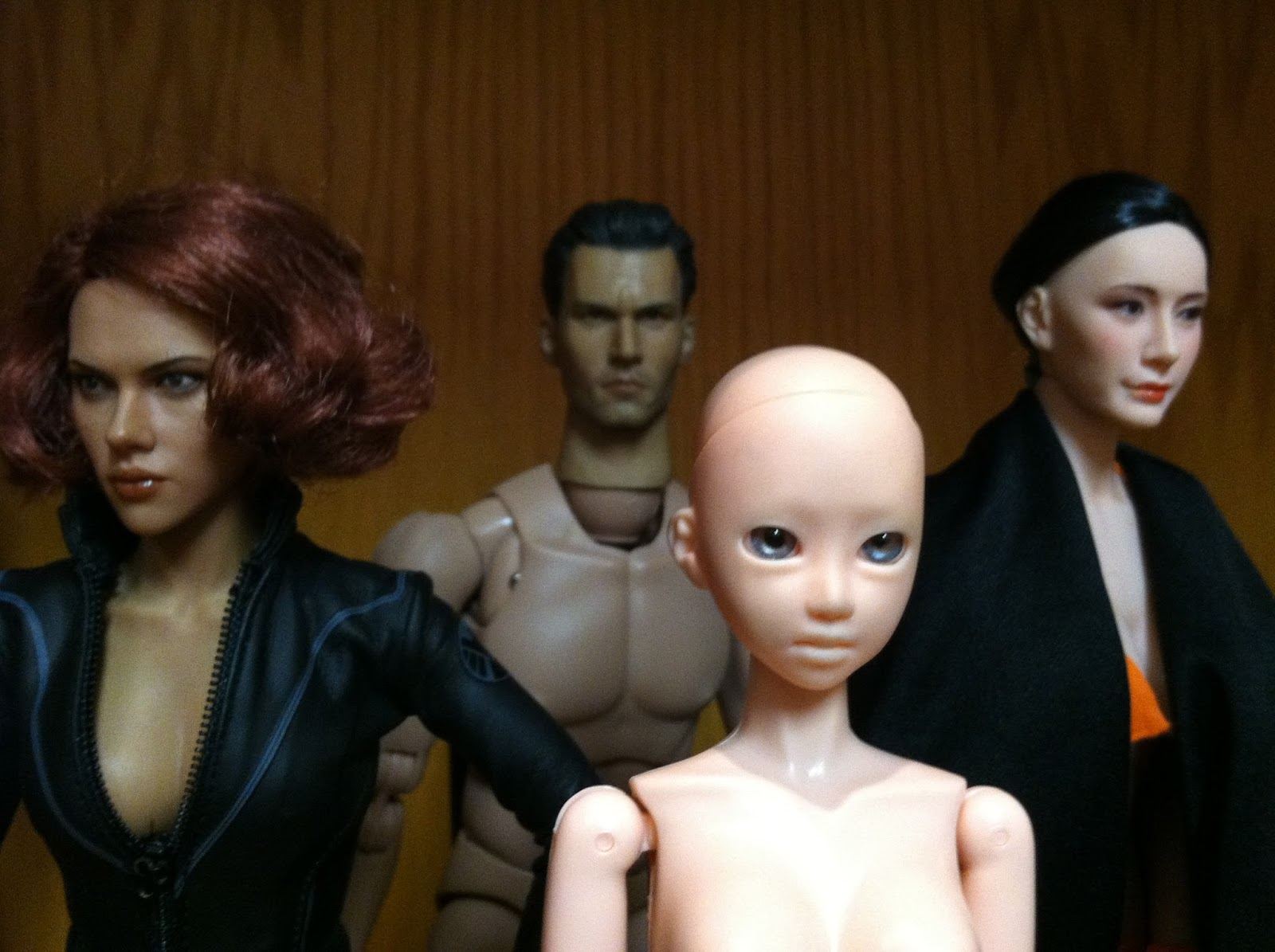 Studio Equipment: Heads