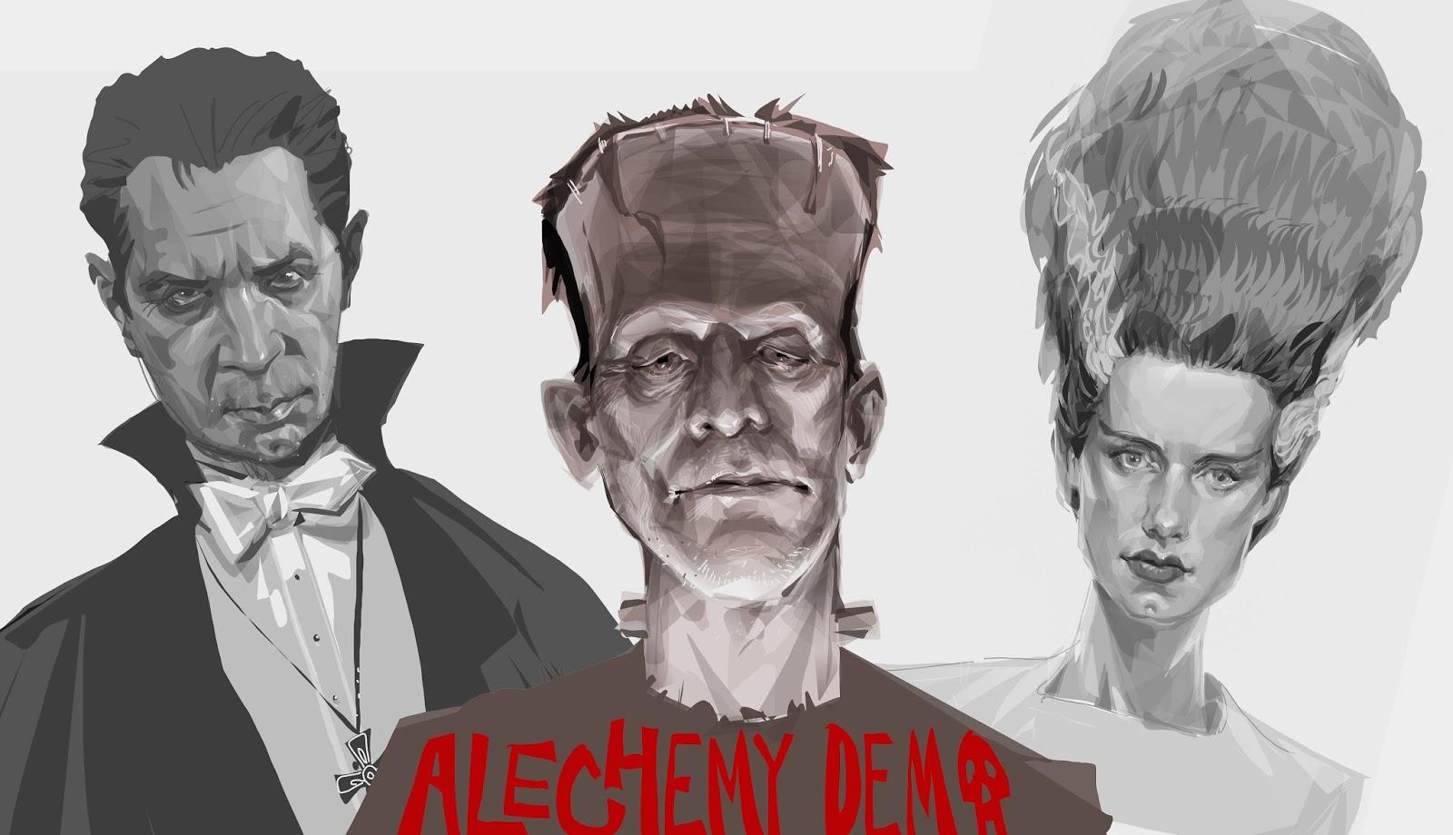 Halloween Alchemy