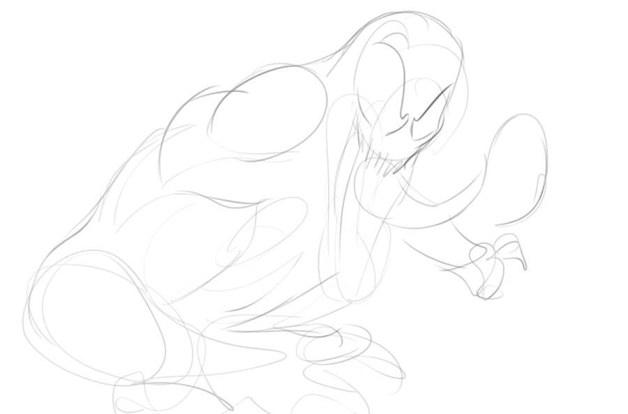 Painting with Venom