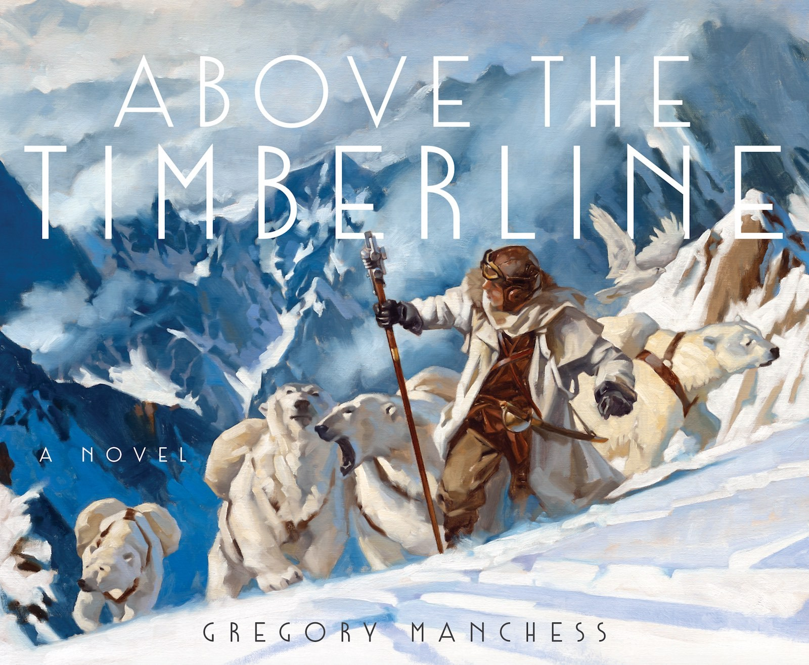 Publication Date: Above The Timberline
