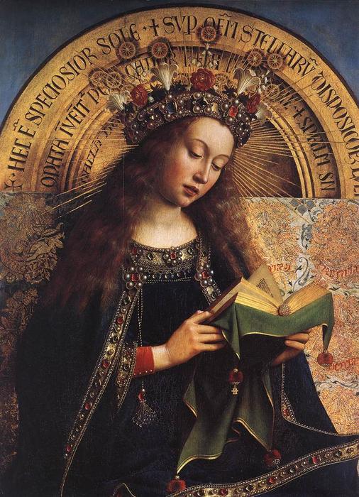 Artist of the Month: Jan Van Eyck