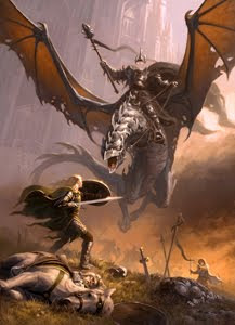 Eowyn and the Nazgul Challenge Judging