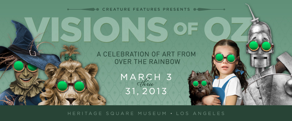 Visions of Oz Show