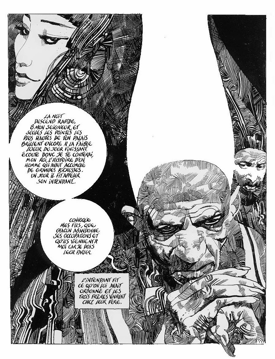 Sergio Toppi – Master of Design