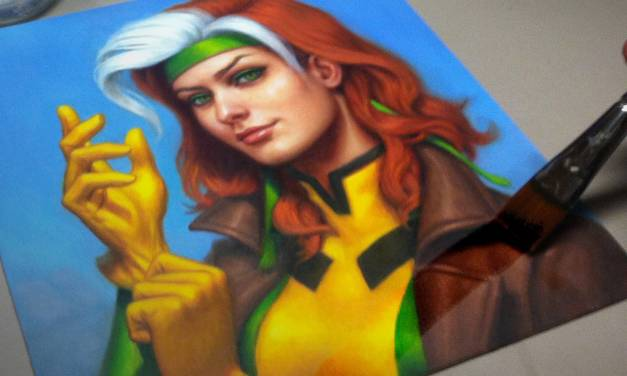 Varnishing Your Paintings