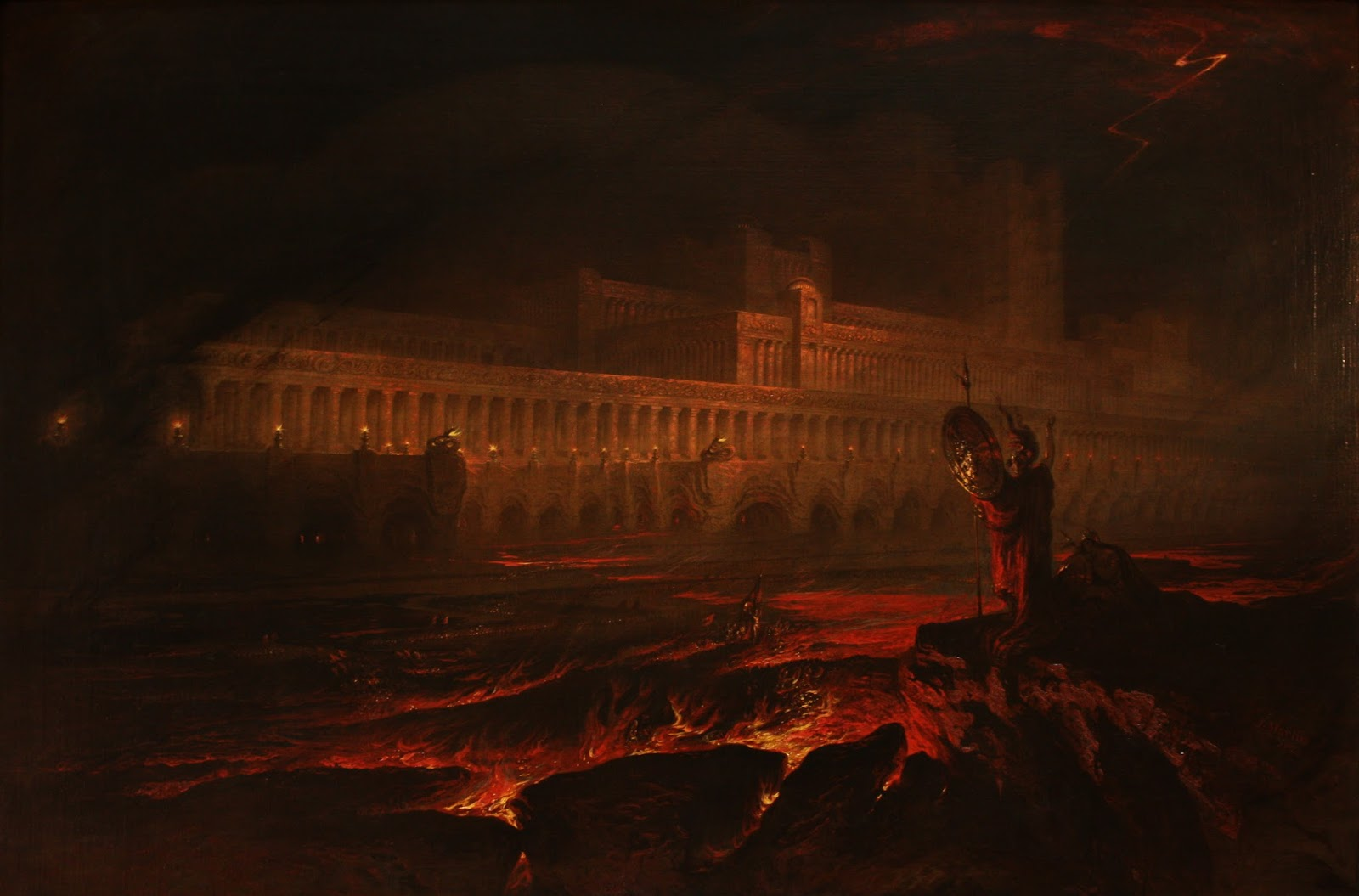 Artist of the Month: John Martin