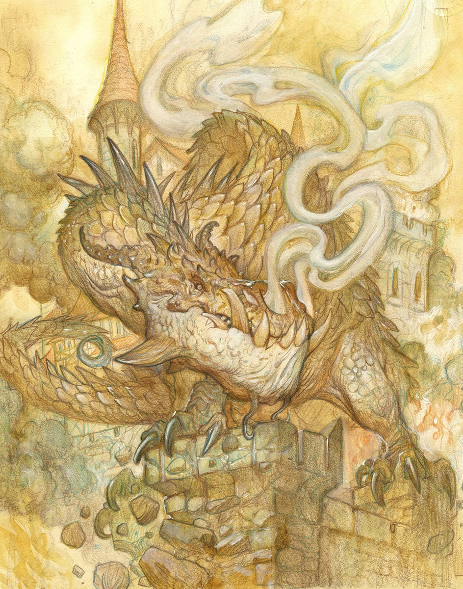 For a Few Dragons More…