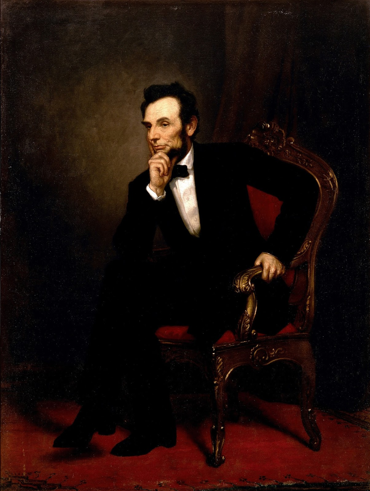 Painting Lincoln – Part 1