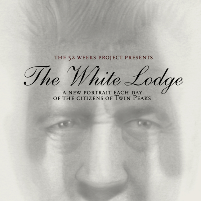 The 52 Weeks Project presents: THE WHITE LODGE