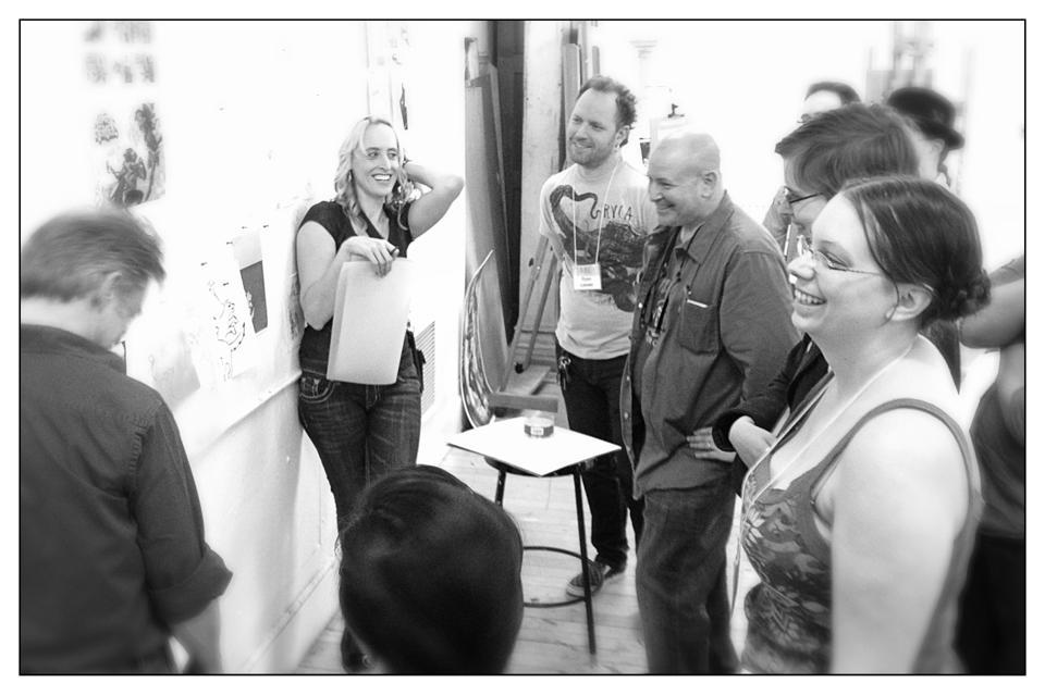 Illustration Master Class 2013