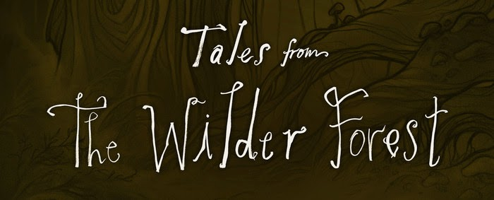 Tales from the Wilder Forest Kickstarter