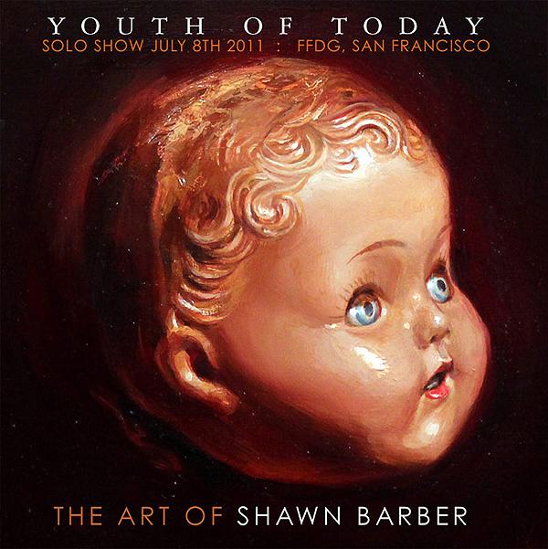 Shawn Barber Opening… TONIGHT