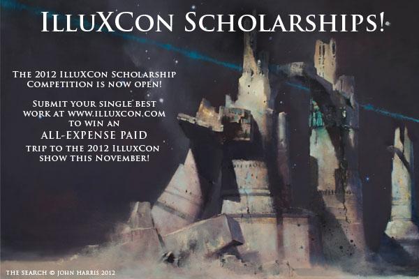 2012 IlluXcon Scholarship