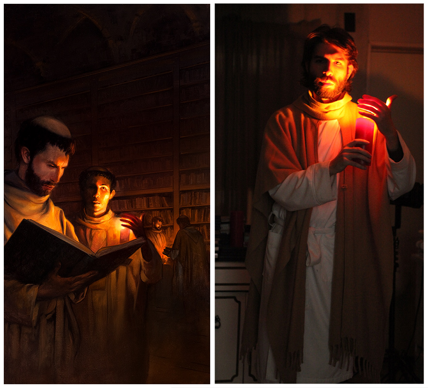 Composing (And Referencing) With Creative Lighting