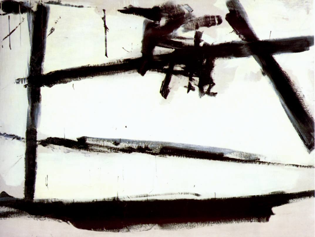 Artist of the Month: Franz Kline