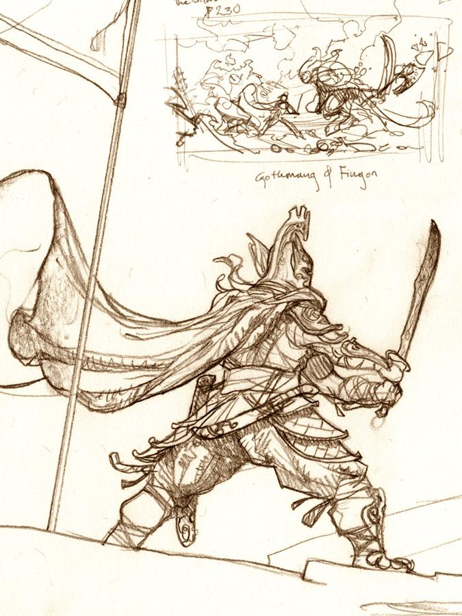 The Silmarillion: Fingon and Gothmog