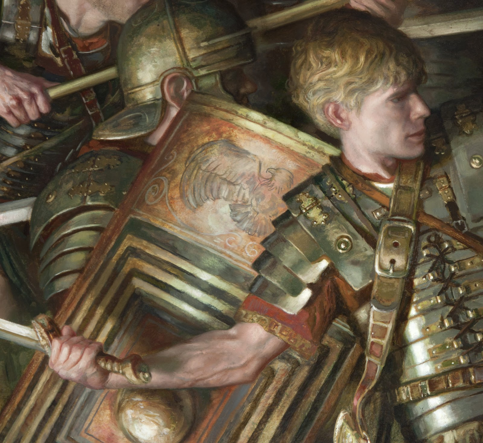Roman Legionnaires – It's All in the Reference