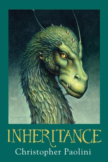 Inheritance Book Launch