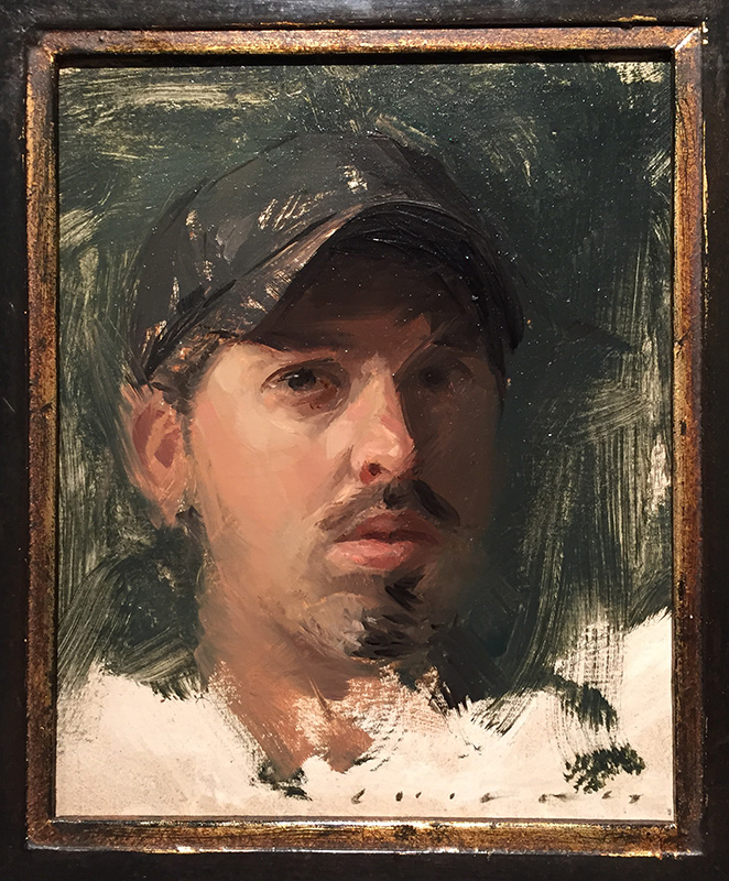 Casey Childs' Show at the Springville Museum of Art