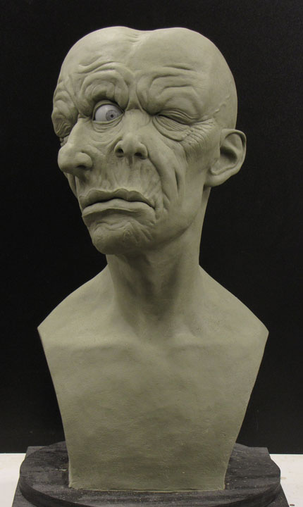 A Sculptor's Secret World, Part 5: Alfred Paredes