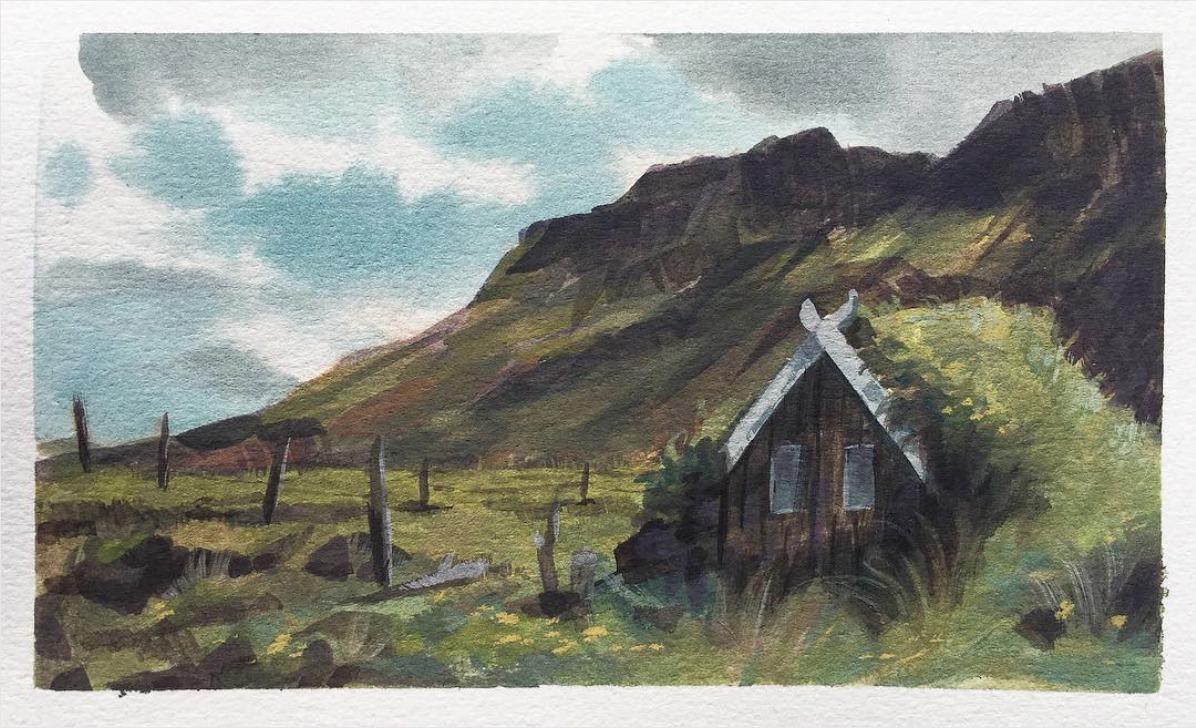 Plein Air Painting With Bill Robinson