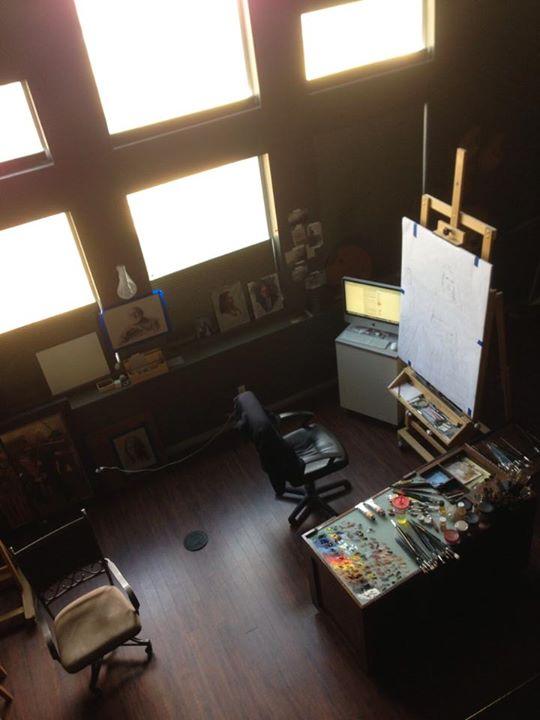 Art Studios – I Need Your Input | Muddy Colors