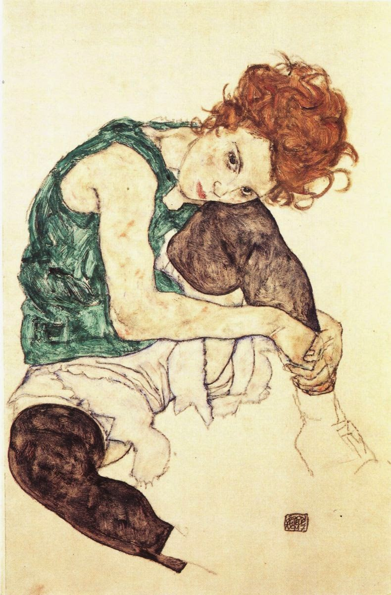 Artist of the Month: Egon Schiele