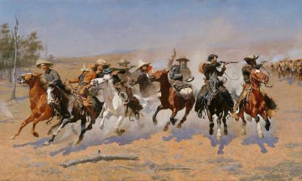 Artist of the Month: Frederick Remington