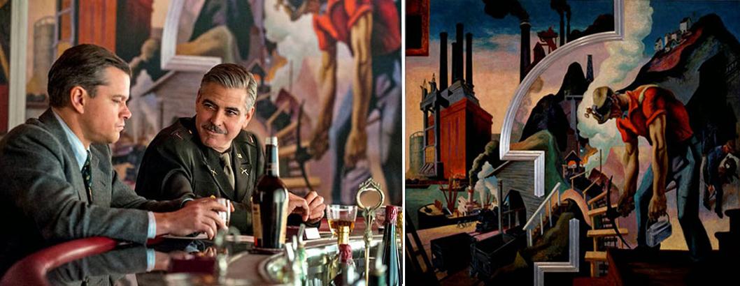 Artist of the Month: Thomas Hart Benton
