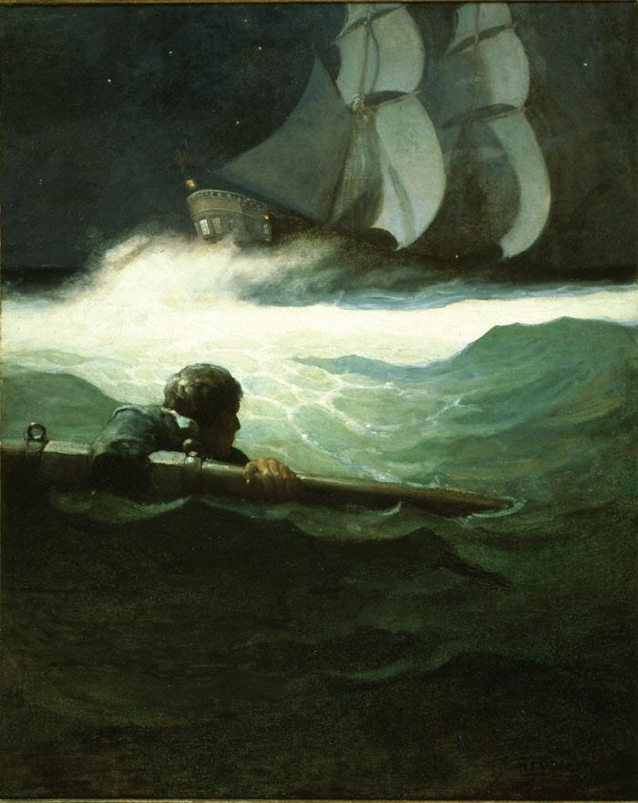 Inspiration: Waves