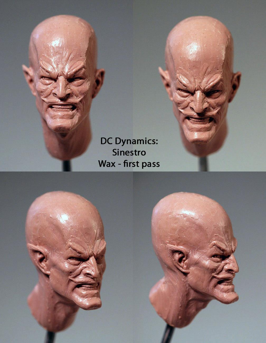 DC Dynamics: Sinestro