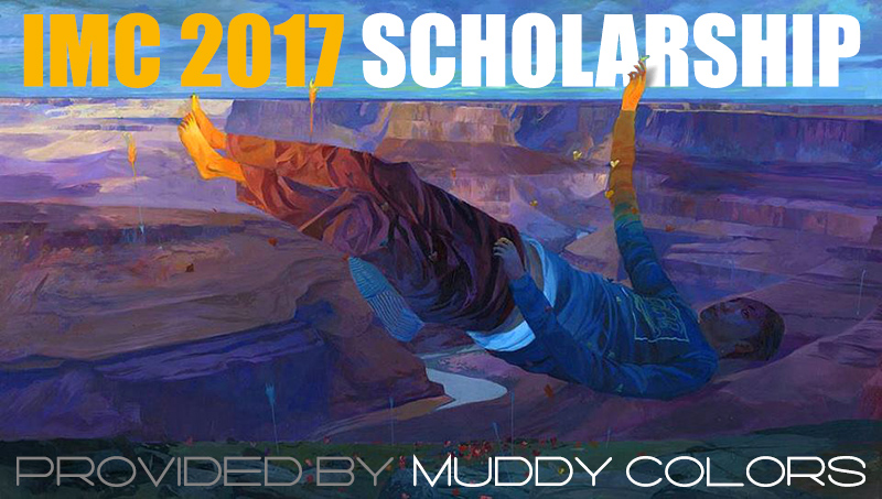 Muddy Colors IMC 2017 Scholarship Winner