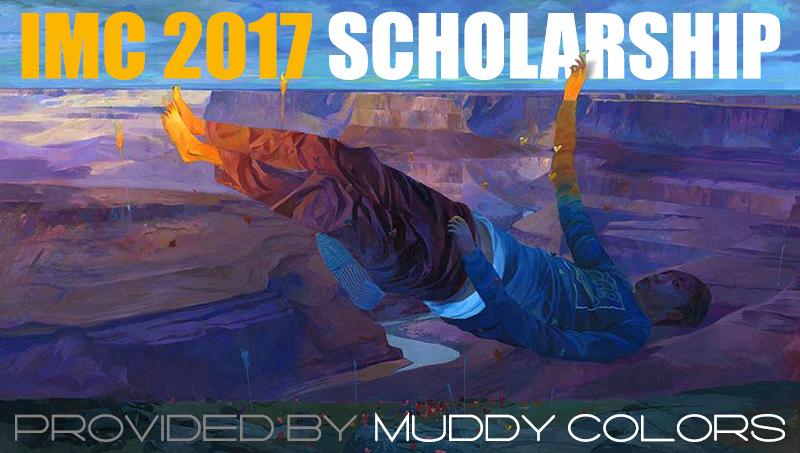 Muddy Colors IMC 2017 Scholarship Winner
