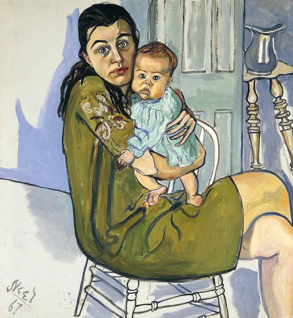 Artist of the Month: Alice Neel