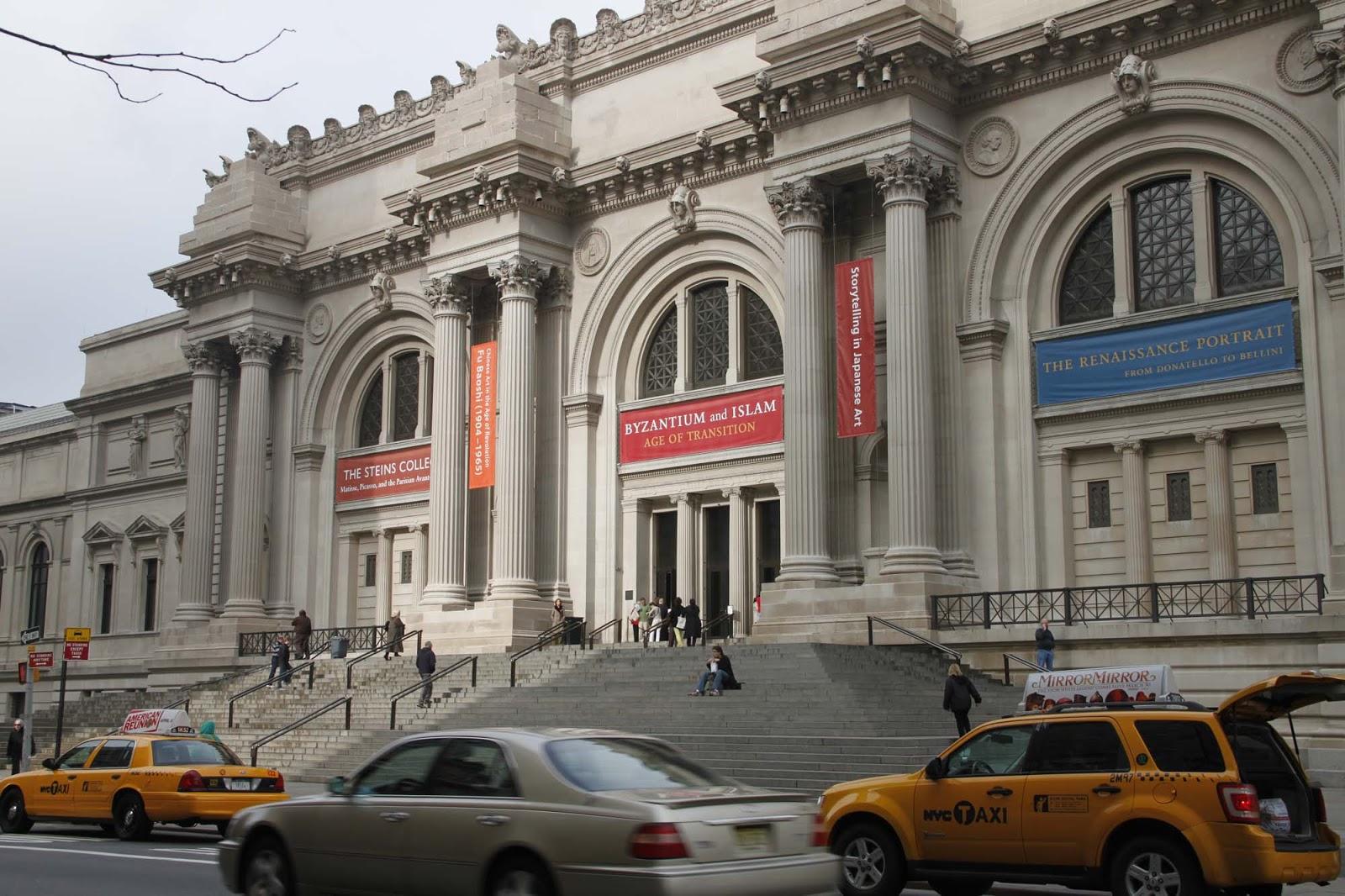 Visit to the Metropolitan