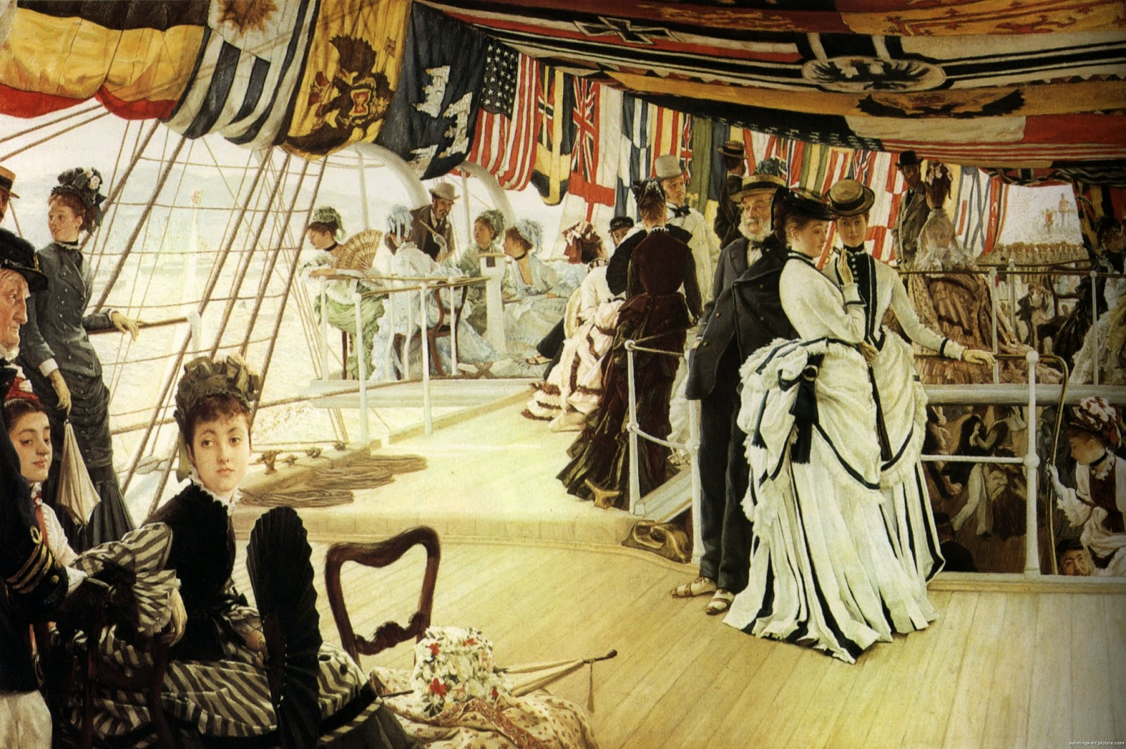 Artist of the Month: Tissot