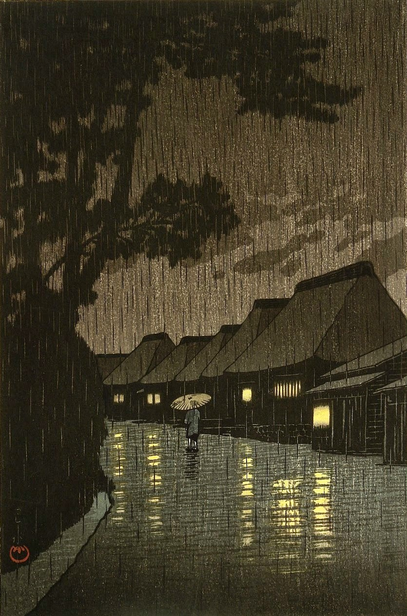 Artist of the Month: Kawase Hasui