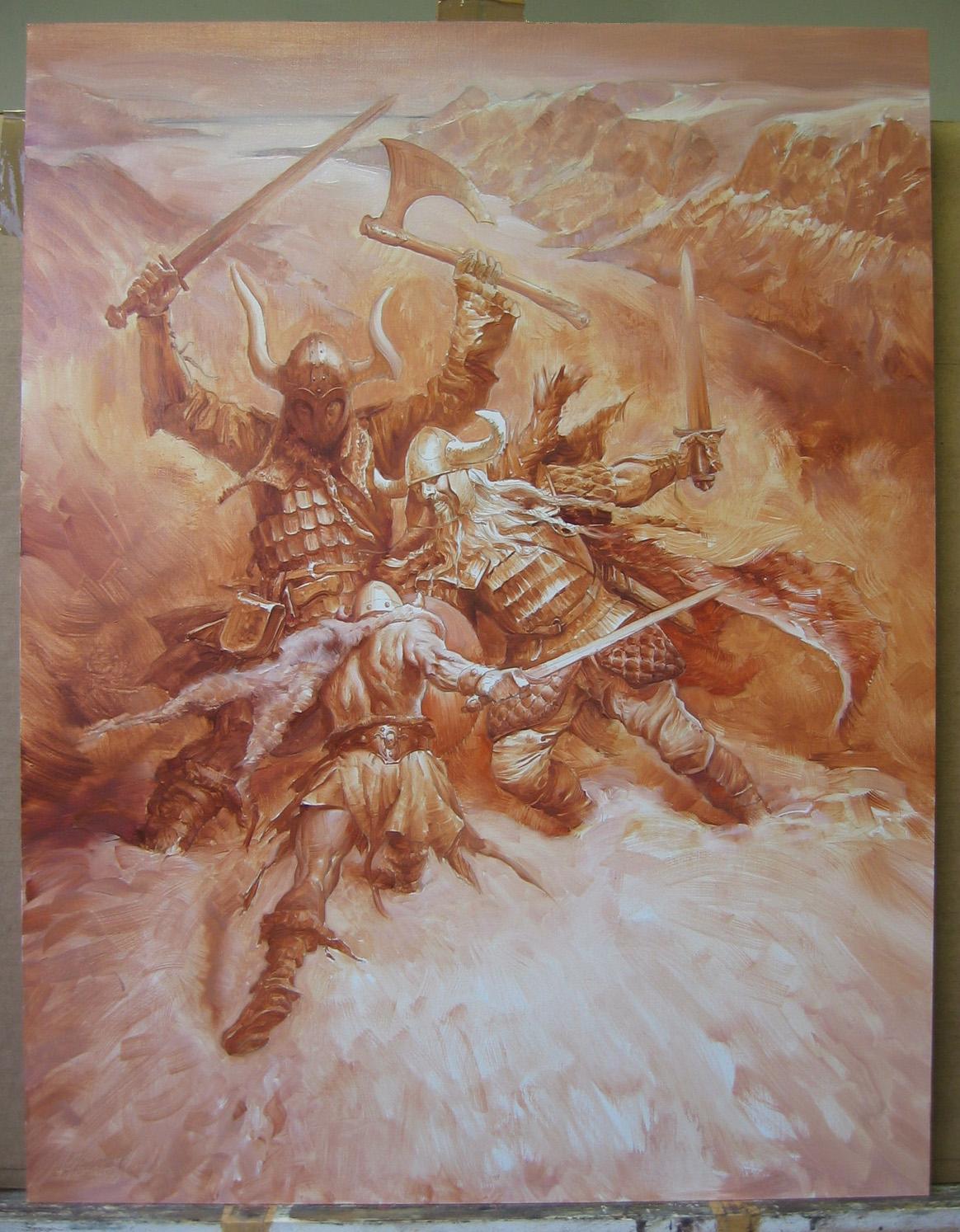 Conan Commission, part 4