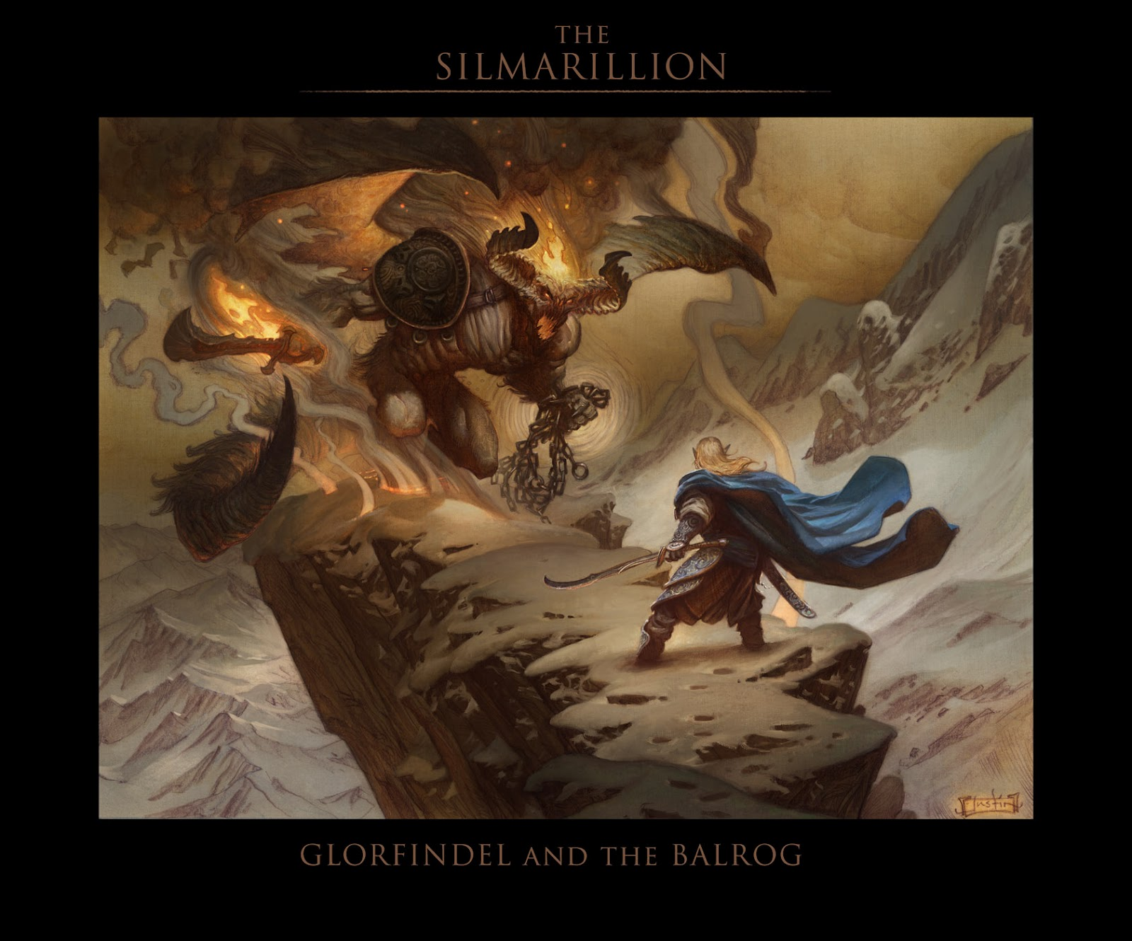The Digital Silmarillion: Joining the Dark Side