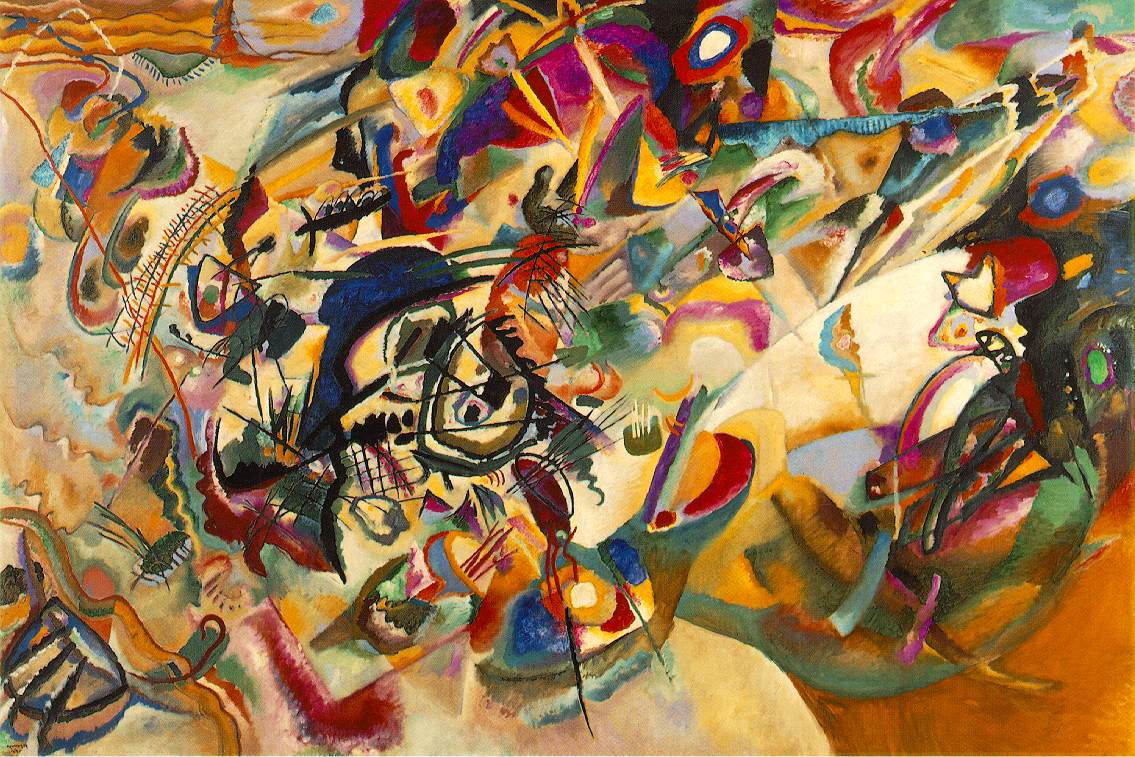 Artist of the Month: Wassily Kandinsky