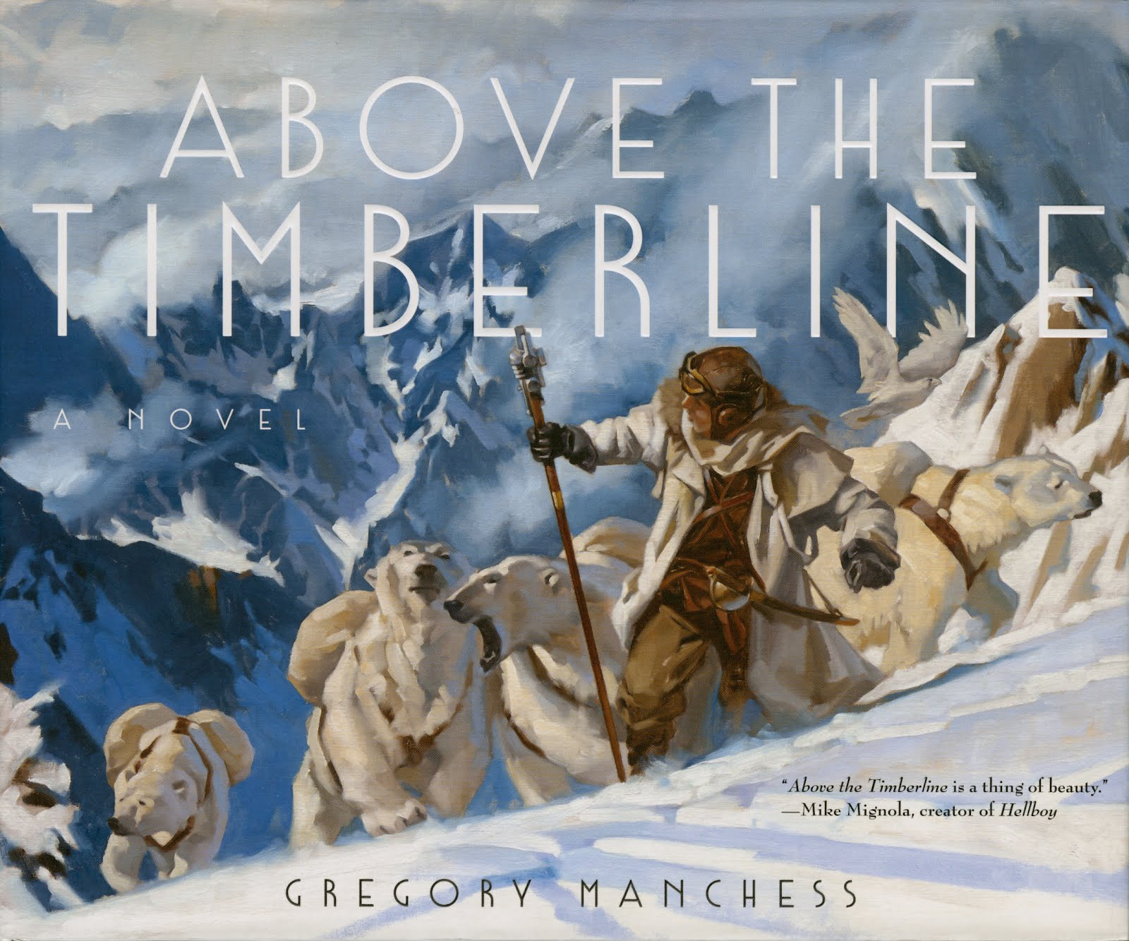 Book Preview: Above the Timberline