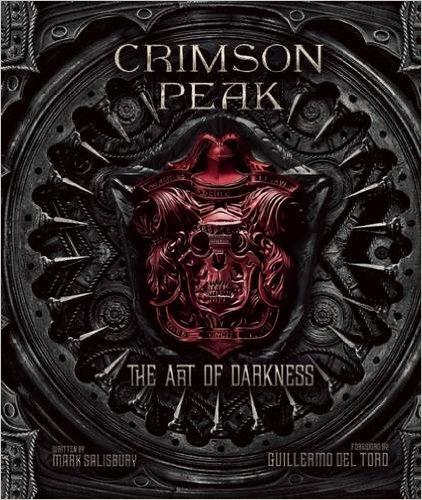 Crimson Peak: Art Dump and Advance Screening Ticket Giveaway