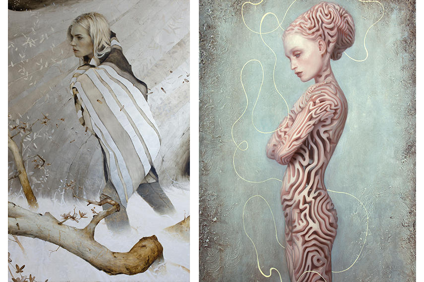 Jonathan Levine Gallery – infra:REAL – IMAGINATIVE REALISM