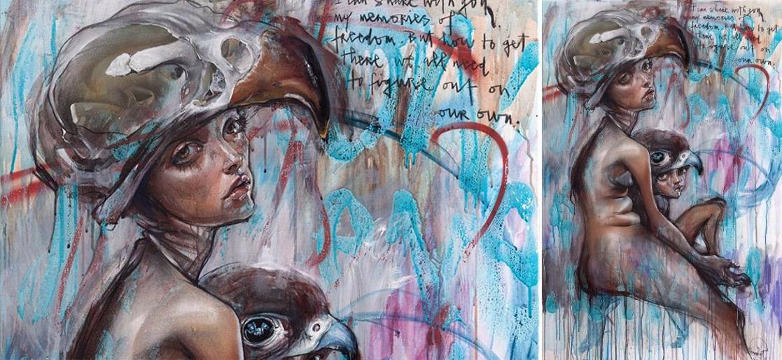 Artist Inspiration – Herakut